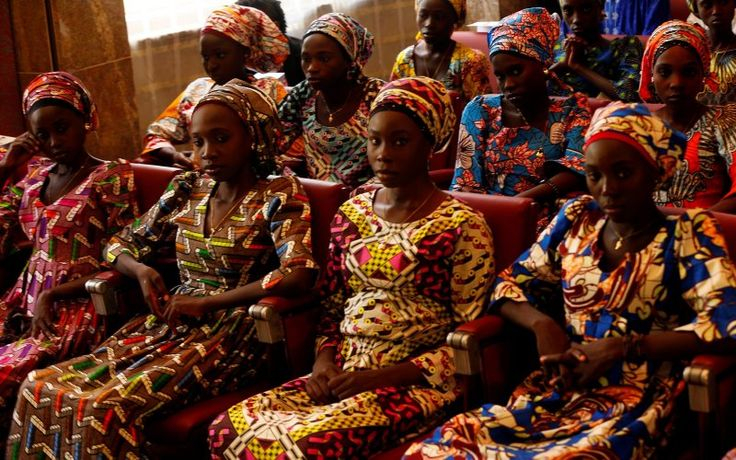 STILL MISSING The Boko Haram Girl Hostages Nobody Talks About