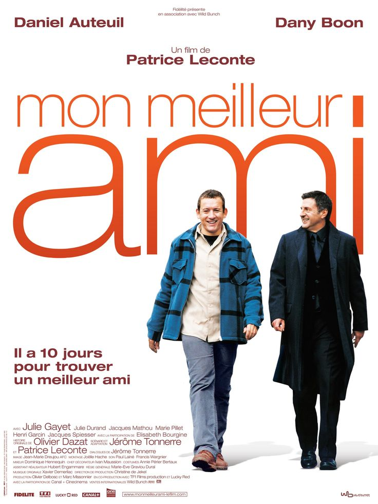 31 best french movies films images on pinterest french movies my best friend 2006 film fandeluxe Images