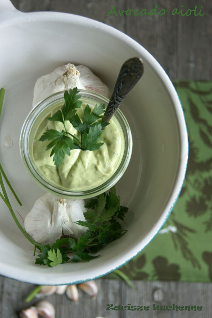 avocado aioli