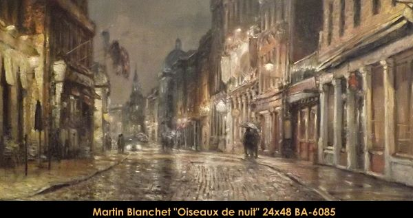 Original oil painting on canevas by Martin Blanchet #MartinBlanchet #Artist #CanadianArtist #QuebecArtist #Art #Oilpainting #OriginalPainting #FineArt #CityLandscape #Montreal #Balcondart #MultiArtLtee