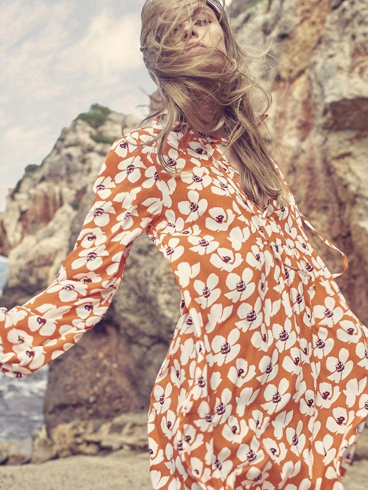 Pieszak Summer Collection 2016  Margaretha Dress
