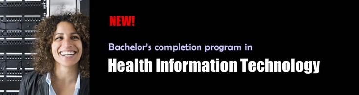 Major - Health Information Technology: New major available at Miami University Hamilton and Middletown campuses