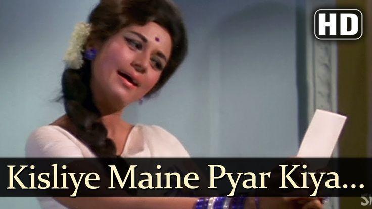 Kisliye Maine Pyar Kiya - Rajesh Khanna - The Train - Bollywood Songs -L...