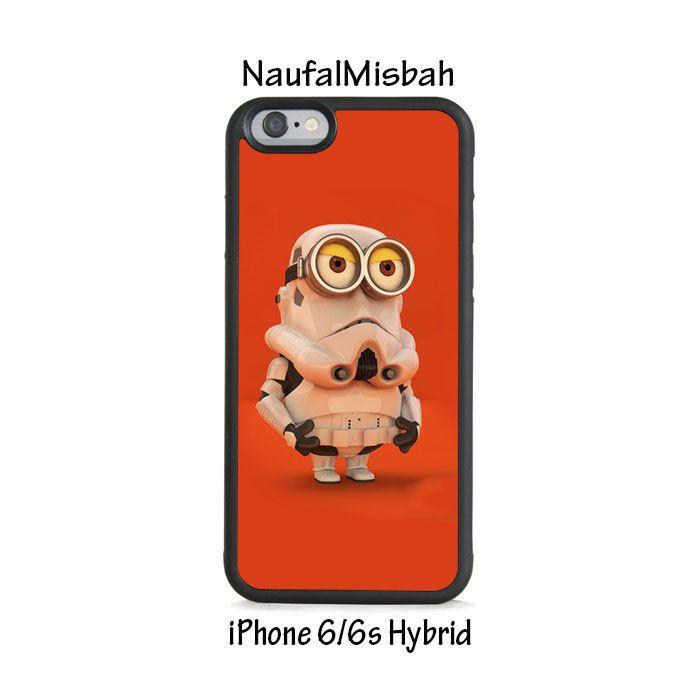 Stroomper Despicable Me Minion iPhone 6/6s HYBRID Case Cover