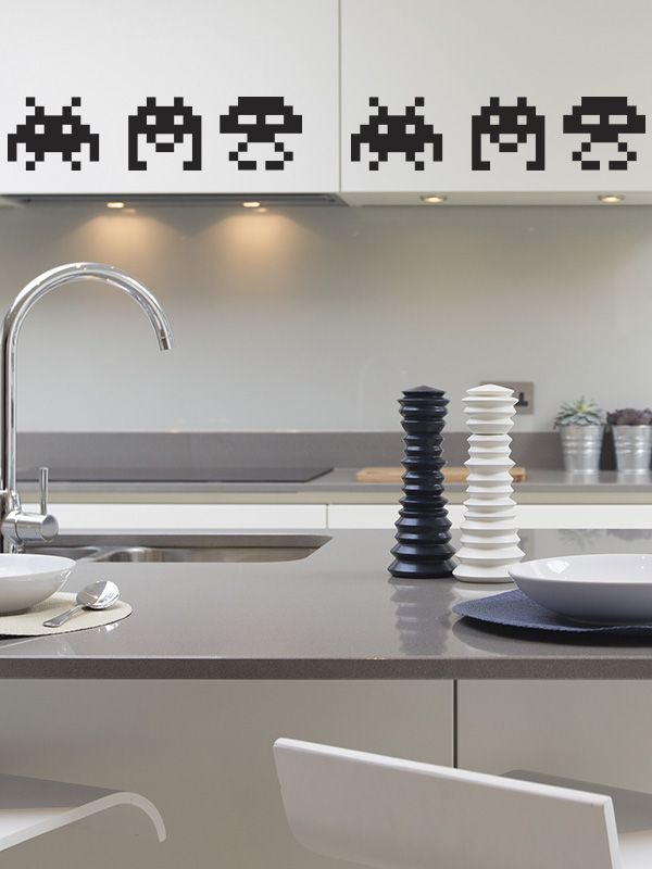 8 best Cenefas Vinilo Cocina images on Pinterest | Border tiles ...