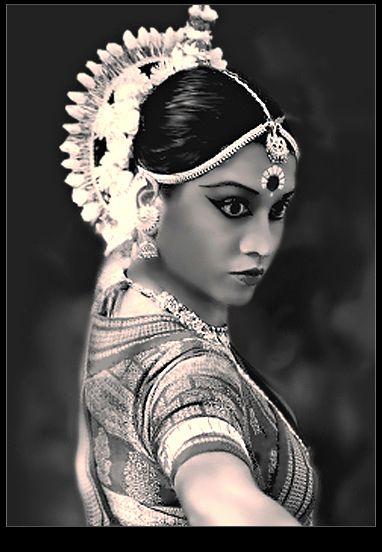 Odissi dancer by ~Netjeret on deviantART
