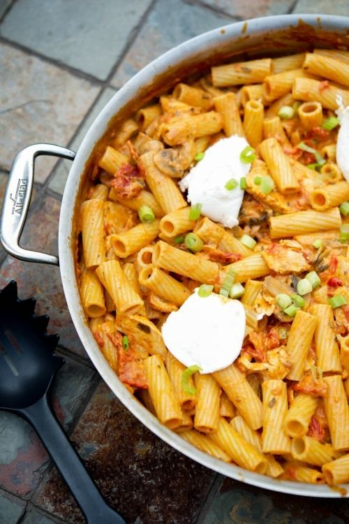 Homemade Carrabba's Rigatoni Martino | AllFreeCopycatRecipes.com