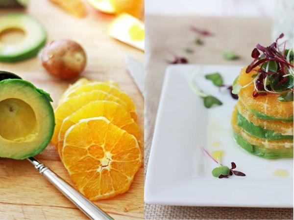 orange and avocado salad; beautifulMummy Kitchens, Orange, Avocado Salads, Avocado Salad Recipes, Healthy Eating, Healthy Recipe, Fruit Recipe, Yummy Mummy, Fresh Fruit