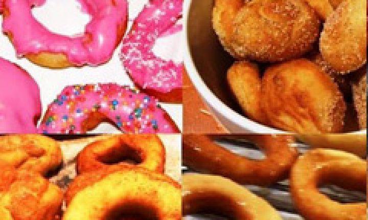 Homemade doughnuts recipe - Kidspot