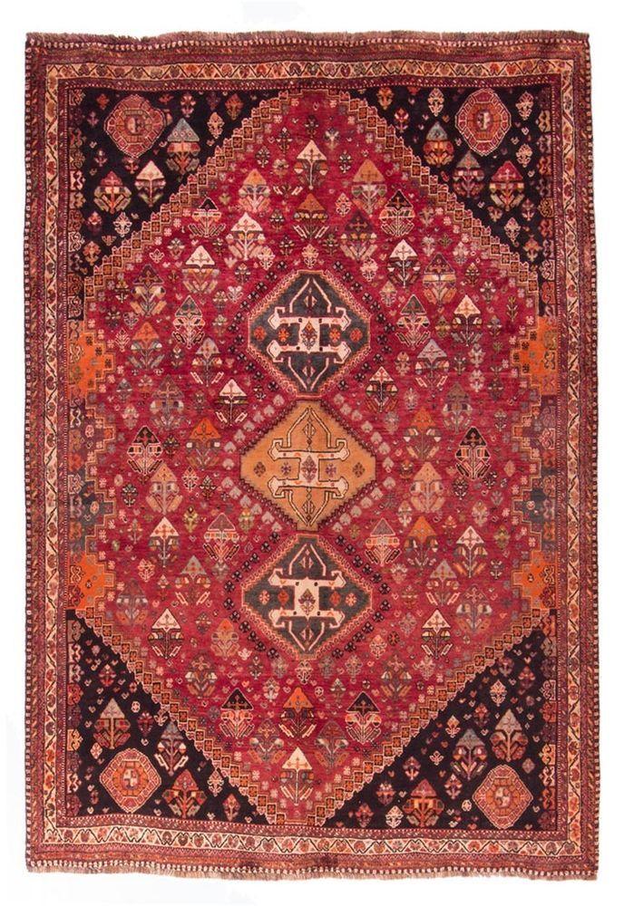 Wunderschöner Perser Teppich  Handgeknüpfte alfombra oriental 235 x 175 cm