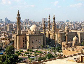 Sultan Hassan and Al Rifa'I Mosques (1869-1880 CE) Cairo