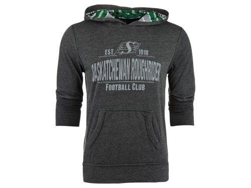 Saskatchewan Roughriders Level Wear CFL Men's Planet Holywood Lightweight Hoodie from Jersey City