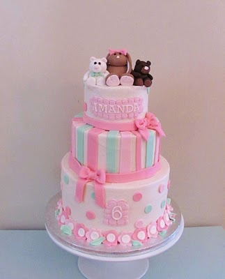 Build-A-Bear Birthday Cake