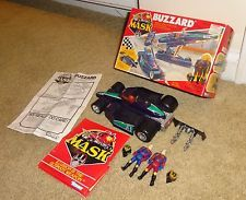 M.A.S.K Dynamo Vehicle Figures Boxed Sealed Vintage MASK 1980s MISB Kenner Toy