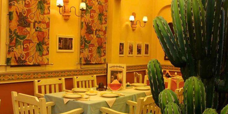 Σε ένα διώροφο νεοκλασικό κτίριο στεγάζεται το Ηabanera,το εστιατόριο που μεταφέρει γεύσειs από την Καραϊβική στο πιάτο σας.