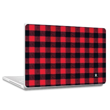 """Red Fabric for the MacBook Pro 13"""" (2011)"""