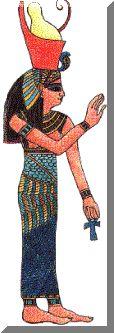 *MOUT* Signe Mout  Périodes :  du 22 au 31 janvier  et du 8 au 22 septembre Une des plus puissantes divinités du panthéon égyptien.