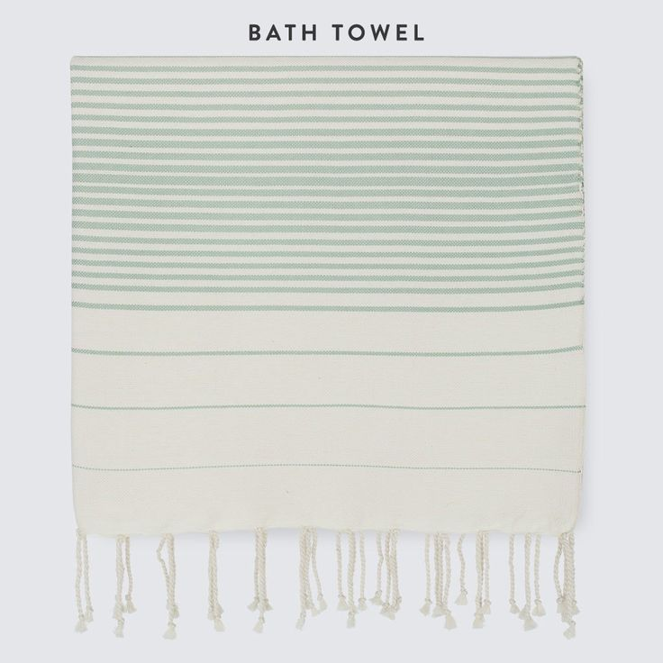 Mint Green Towel Sets | Egyptian Cotton Hand Towels – The Citizenry
