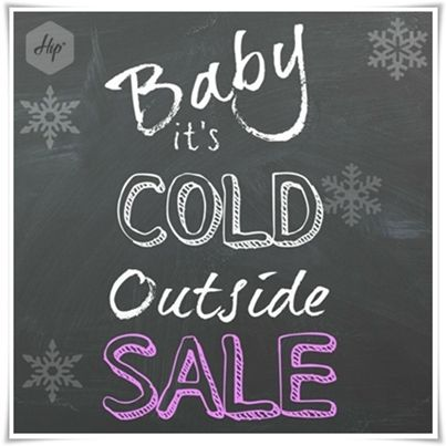 Baby it's cold outside! Are you ready for winter sales? -20% off!  #Hip #Hipyourteez #Tshirts #Winter #Sales #Tailor_Made #Knitwear #Cuckoos #Worn_By #Threadless #Monsieur_Steve #Blaumax #Baba_Sula #TAG