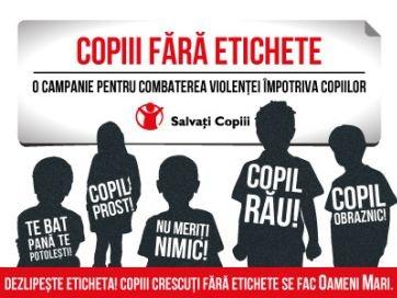 Salvati Copiii – Organizatie pentru protectia copilului si drepturile copilului