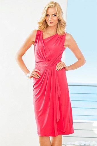 Dresses - Capture Drapey Dress