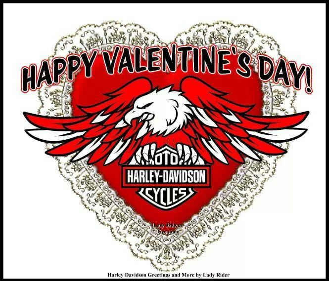 59 best HARLEY ❤ VALENTINES DAY ❤ images on Pinterest | Harley