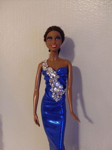 Lady Chablis doll