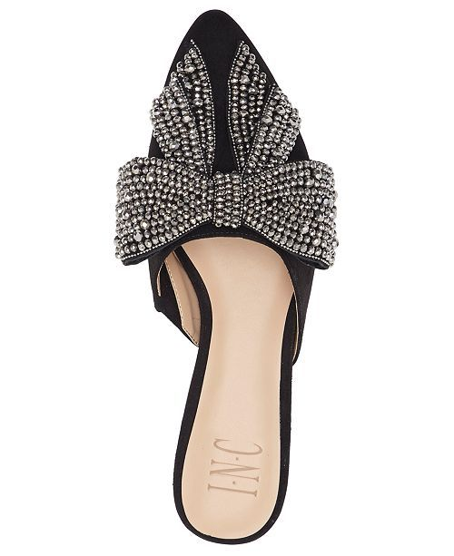 5a27915ce INC International Concepts I.N.C. Macaria Pointed-Toe Mules, Created for  Macy's - Mules & Slides - Shoes - Macy's