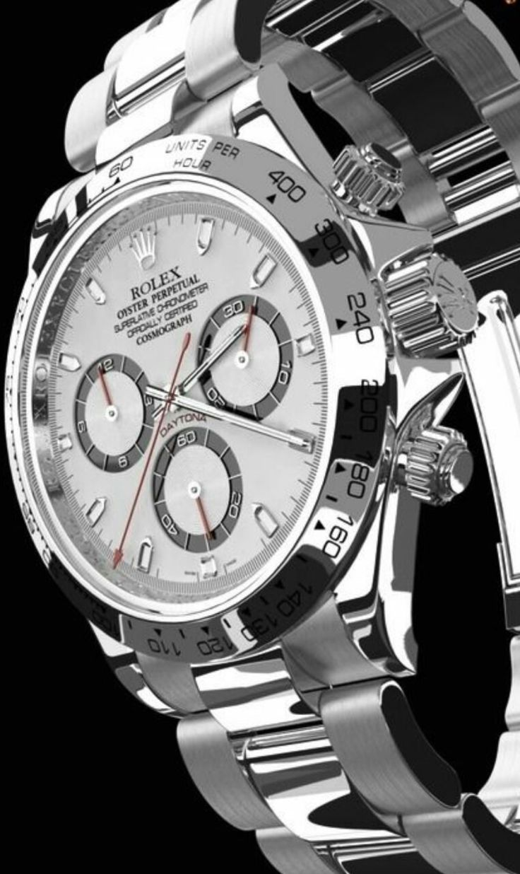 Exquisite Men's Watch-Rolex. OMG!!!! | Raddest Men's Fashion Looks On The Internet: http://www.raddestlooks.org