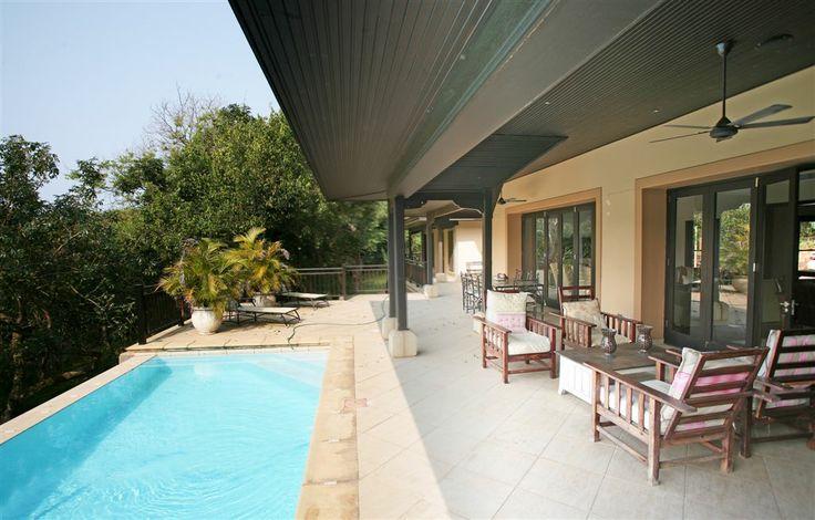 Luxury Villa, Zimbali Coastal Resort, KwaZulu Natal, South Africa. Private Pool. #luxuryholidaysouthafrica