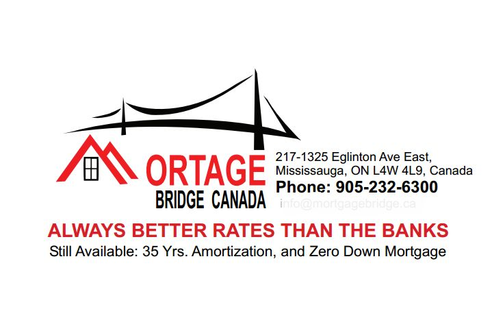 At Mortgage Bridge we need to make every single property holder mindful of the distinctive home loan alternatives accessible to home purchase in Canada and them before concluding their home. We provide to the absolute best mortgage rates accessible for home purchase in Canada. Call us… we think you'll be wonderfully astounding. Visit- http://www.mortgagebridge.ca/choose-your-mortgage/home-purchase/