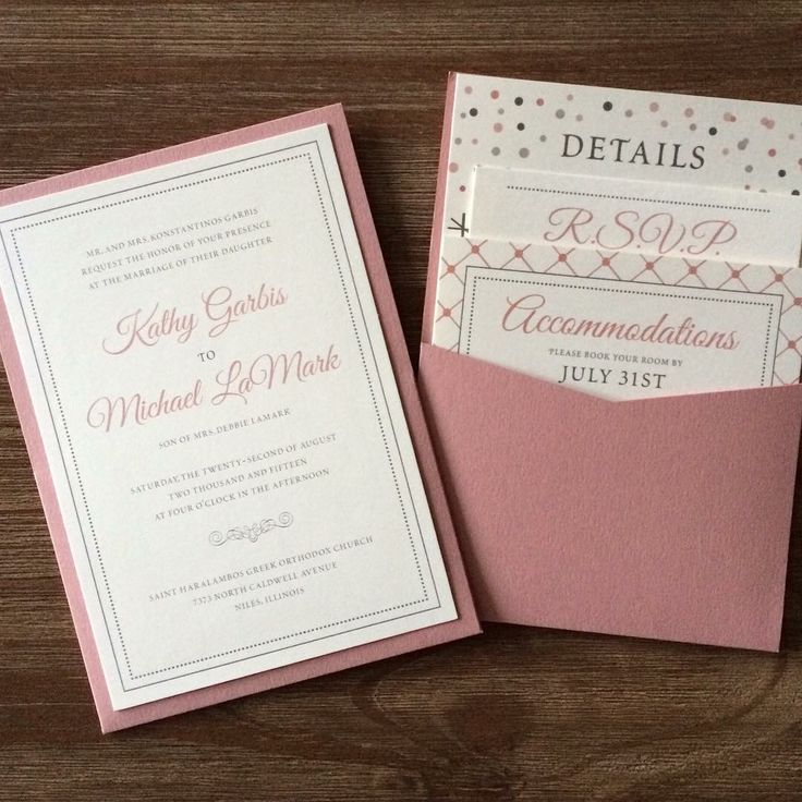 how much do invitations for wedding cost%0A Fun panel pocket  wedding invitation design by  mymenuista  Love how the  different design