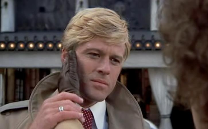 Robert Redford, The Way We Were..hottest guy in history...Hubbell Gardiner!