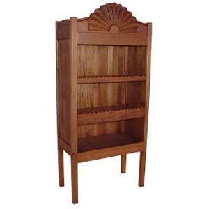 Santa Fe Bookcase A