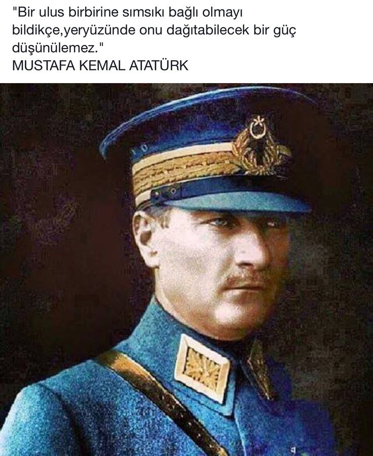 Atatürk... En Büyük Türk... YaseminAksu