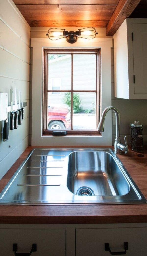 1158 best Tiny House Interior images on Pinterest Tiny house