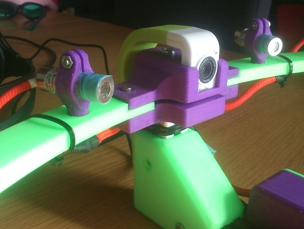 3ders.org - Sardauscan is a DIY 3d scanner that you can 3D print and build for under $30 | 3D Printer News & 3D Printing News