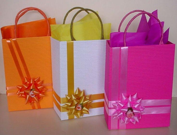 Cajas hechas a mano, envoltura de regalos