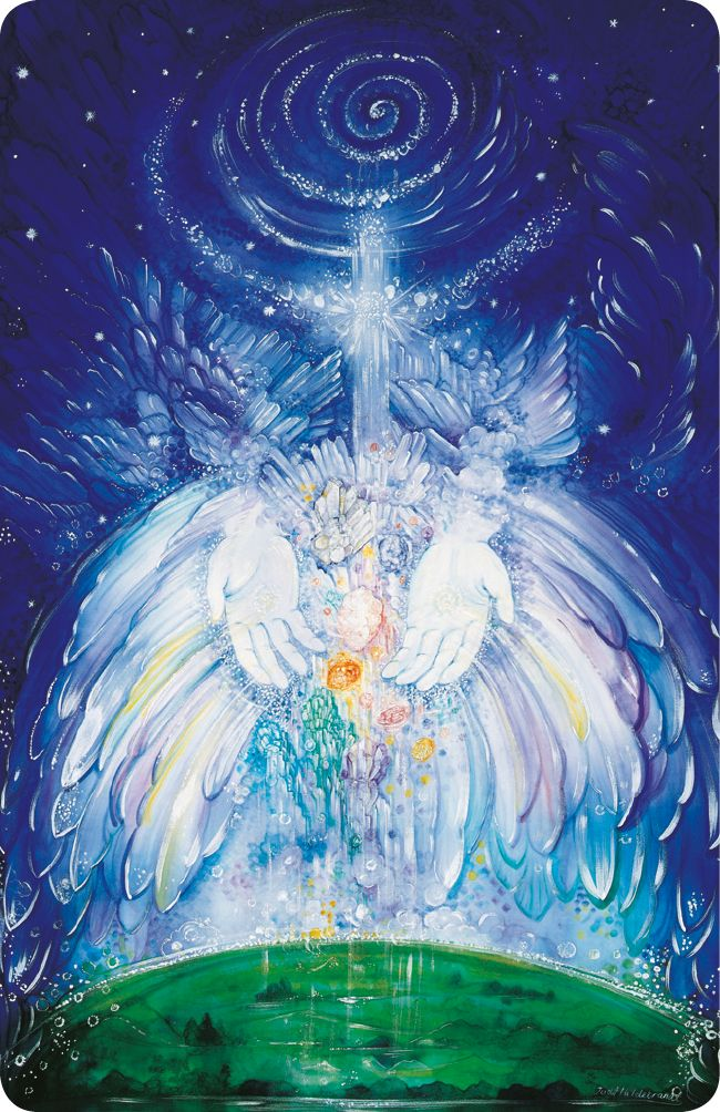 Angel Cards - Judith Hildebrandt
