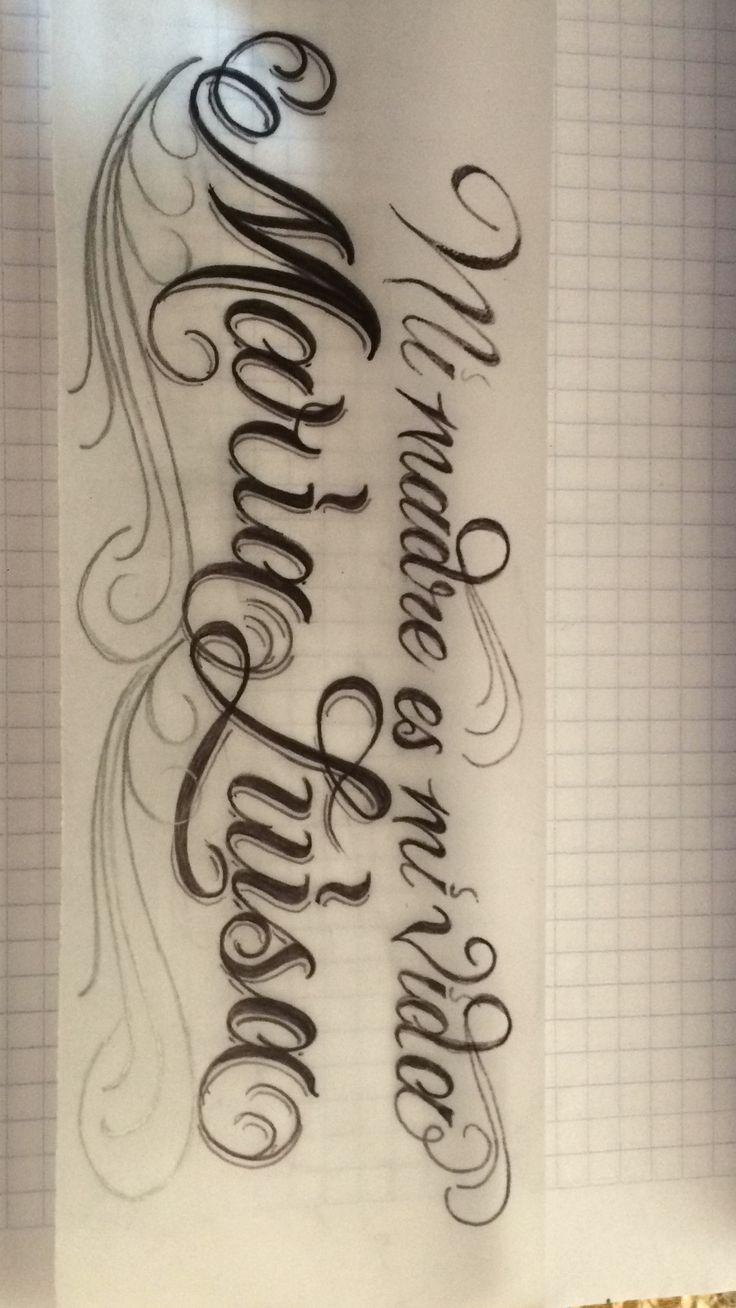 Pin di giulia curatolo su tatuaggi tattoos lettering e graffiti font
