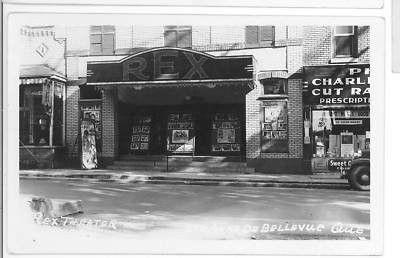 Quebec Ste-Anne de Bellevue Montreal Cinema REX theater | #118268099