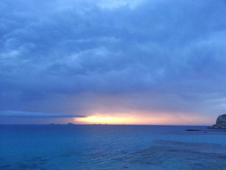 Ibiza - Sunset Ashram - Cala Compte