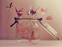 PEDASOS DE MI CORAZON: Mariposas de colores