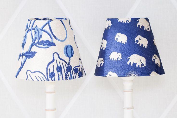 DIY: lampskärm