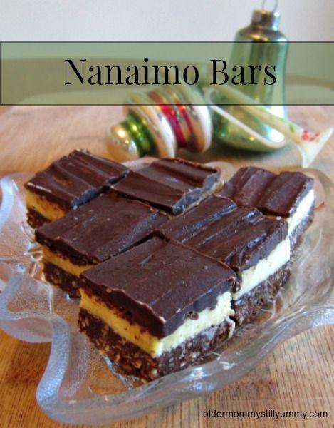 Nanaimo Bars ~ Christmas baking, Christmas sweets, Christmas recipe, Christmas recipes, Thanksgiving baking, Thanksgiving recipe, Thanksgiving recipes, Cranberry recipe, Cranberry recipes, Thanksgiving baking