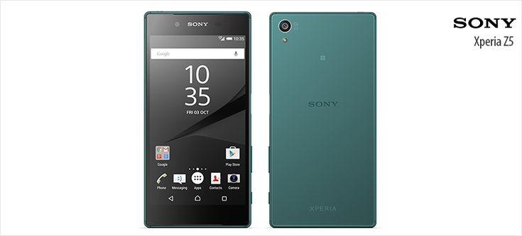 Review Sony Xperia z5