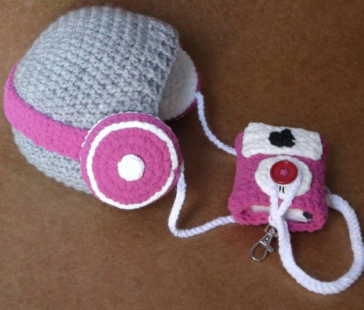 iPod hat crochet