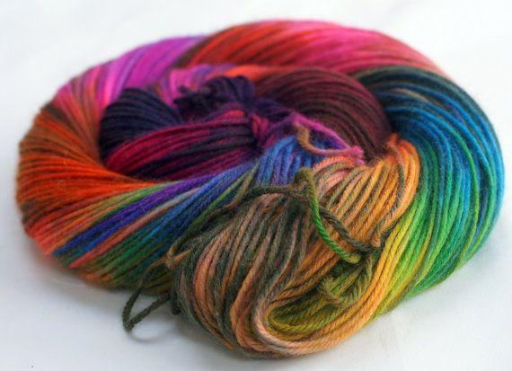 Bulk Custom Dyed Yarn by DashingDachs on Etsy