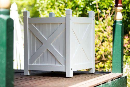 Hampton Planter Box - Large (white only $249)