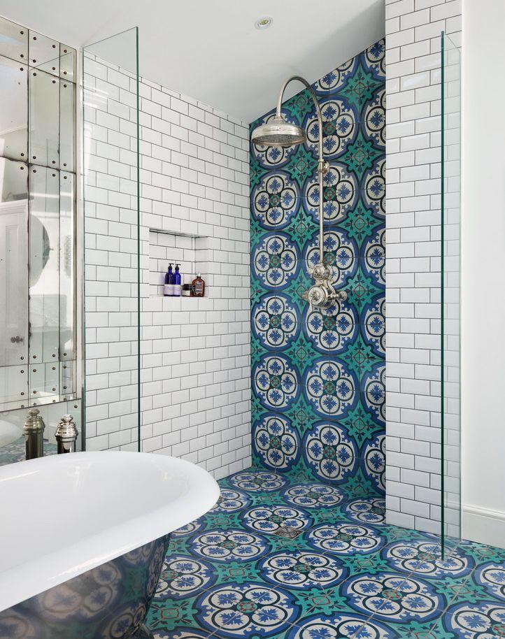 Bathroom inspiration | shower
